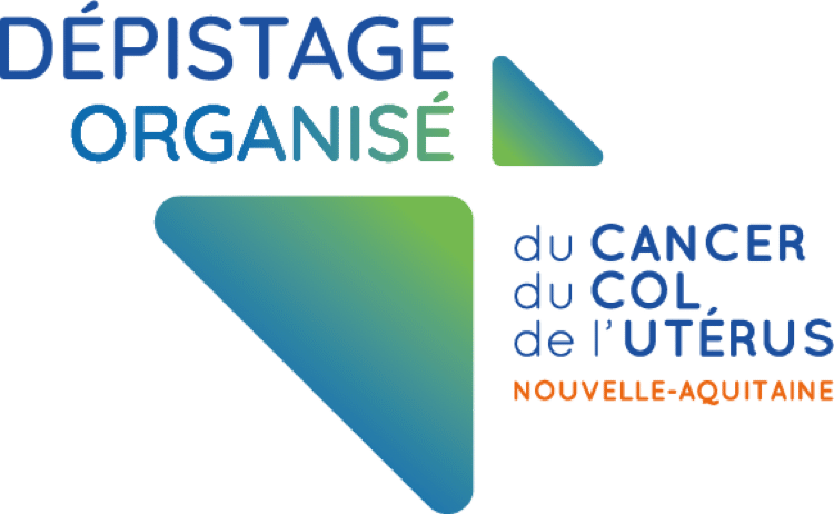 Logo Dépistage Organisé du Cancer du Col de l'Utérus